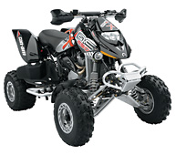 ds 650 quad bike